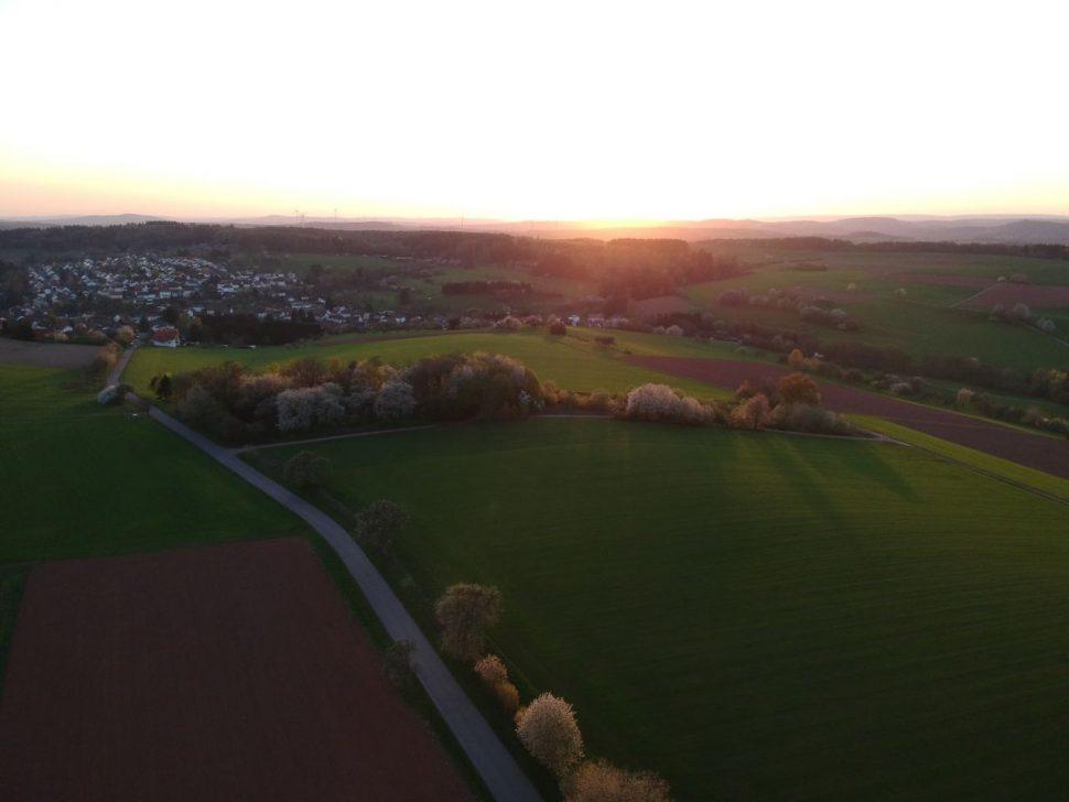 Blick auf Urexweiler (Foto: Christian Theobald)