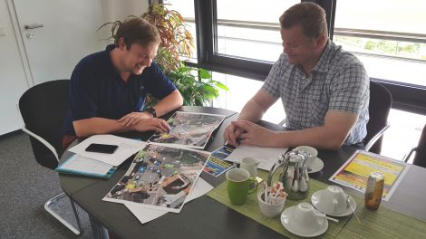 Gregor Hinsberger, Volker Weber
