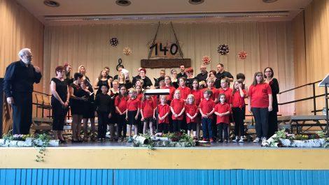140 Jahre Gesangverein Concordia